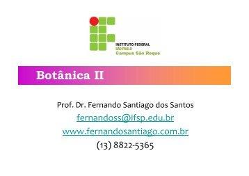 Aula 6 - Fernando Santiago dos Santos