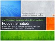 Focus nematodi - AgroNotizie