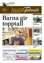 Artikkel i Åsane Tidende om Bergen Keeperskole - keeperbutikk.no
