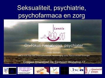Workshop 16 Spreker - Dr. Rikus Knegterink Seksuele ... - Sympopna