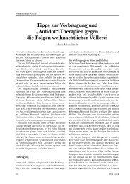 Den Artikel als [PDF] - TCM Beratung Wien