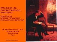 Enfermedades del Pericardio - Reeme.arizona.edu