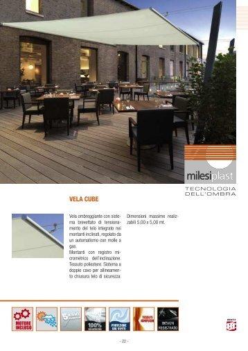 Listino pergolati 0512@1#.indd - Milesi Plast