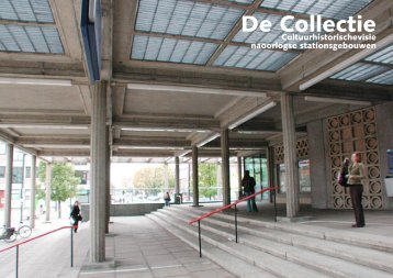 Naoorlogse stationsgebouwen - Rijksdienst voor het Cultureel Erfgoed