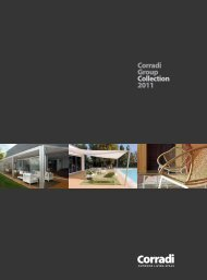 Corradi Group Collection 2011