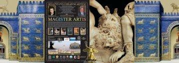 MAGISTER ARTIS - Unesco Valencia