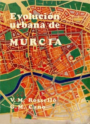 Evolucion Urbana de Murcia - Larrocha