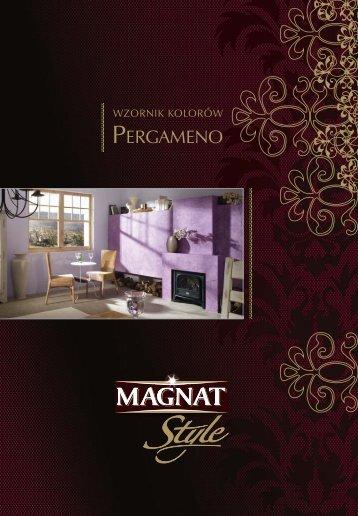 PERGAMENO - Magnat