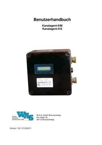 Anzeige - WAS GmbH
