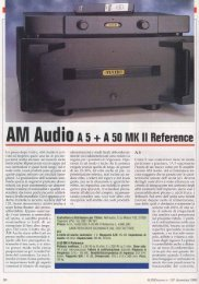 50 MKII Reference - AM Audio