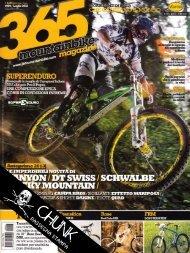 365 mountainbike 2012 - CHUNK asd
