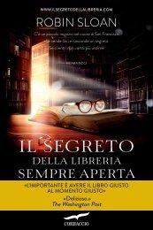 qui - Il Segreto della Libreria Sempre Aperta