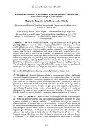 Integrazione alimentare di acido formico nel controllo delle ... - ASIC