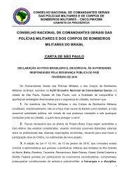 Carta São Paulo