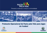Protocolo Operacional do Pacto pela Vida para Jogos de ... - FPF