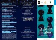 La notte dei musei - Po di Lombardia