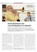 Maestro - Schweizer Blasmusikverband - Seite 6