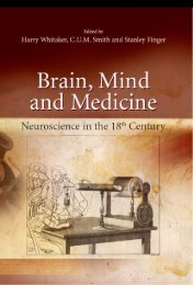 Brain, Mind, and Medicine - Neuroscience in the ... - E-Lib FK UWKS