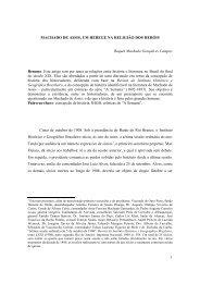 Raquel Machado Gonçalves Campos - Faculdade de História