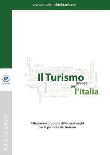 Il turismo lavora per l'Italia (2012) - Federalberghi