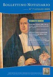 Luglio 2009 - Ordine dei Medici di Bologna