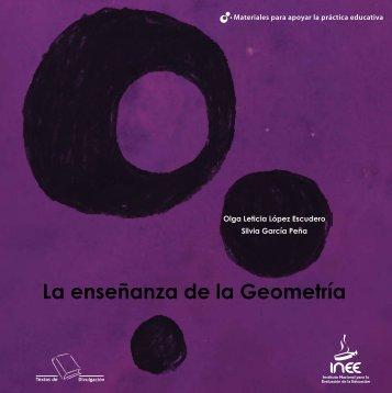 La enseñanza de la Geometría - Instituto Nacional para la ...