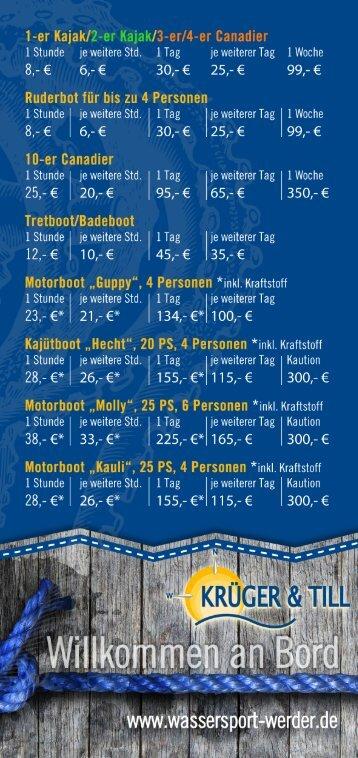 PDF 6 MB - Herzlich Willkommen auf Wassersport-Werder.de