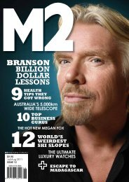 BRANSON BILLION DOLLAR LESSONS - M2 Magazine