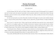 Massimo Bontempelli e l'avventura novecentesca - CIRCE