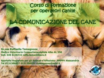 La comunicazione del cane - ASL AL