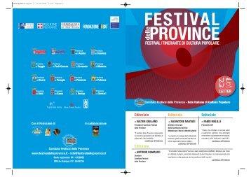n e w s - UPI - Unione delle Province d'Italia