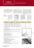 Fişa tehnică a produsului (PDF) - Celsiusplus.ro - Page 2
