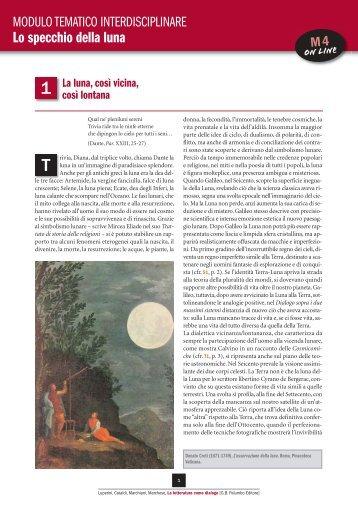 Lo specchio della luna - Palumbo Editore