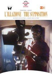 l'illazione - the supposition - Studio Morabito