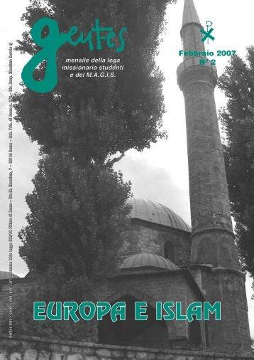 EUROPA E ISLAM - Lega Missionaria Studenti