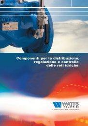 Componenti per la distribuzione, regolazione e ... - idronicaline