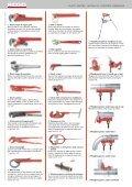 Scule de instalatii RIDGID - Trinet - Page 2