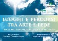 luoghi e percorsi tra arte e fede nelle - Provincia di Cremona