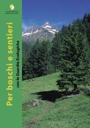 Per boschi e sentieri con le Guardie Ecologiche - Comunità ...