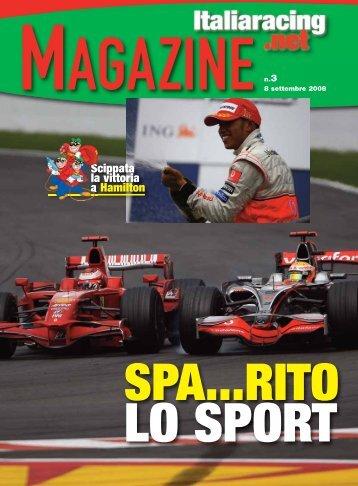 Scippata la vittoria a Hamilton - Italiaracing
