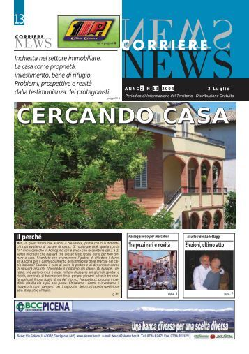 Corriere News 13/04 - Corrierenews.it