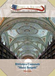 Macerata - Biblioteche Aperte