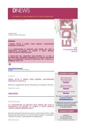 Direttore: Luca Tavani n. 42 17 novembre 2008 ... - Edk Editore Srl