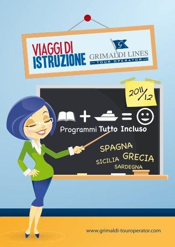 Scarica il catalogo delle proposte 2011-2012 - Trenitalia