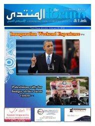 Inauguration Weekend Experience P 4 - Forum & Link