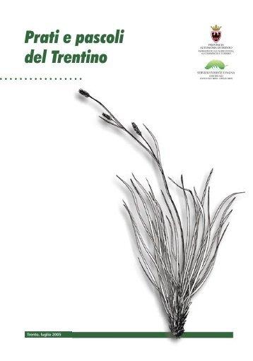 Prati e Pascoli del Trentino - Waldwissen.net