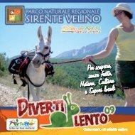 Pieghevole Divertilento 2009 - Parco Naturale Regionale Sirente ...