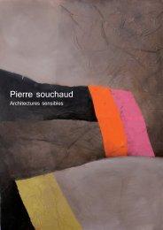 catalogue Pierre Souchaud.indd