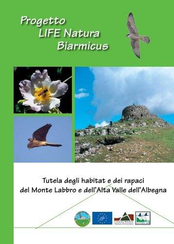 Progetto LIFE Natura Biarmicus Tutela degli habitat e dei rapaci del ...