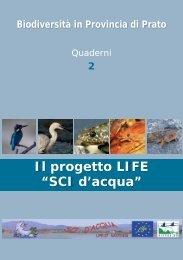 Scarica Quaderno - PROGETTO LIFE Sci d'Acqua file pdf 1.4 Mb
